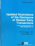 Updated illustrations of the disclosure of related party transactions : a survey of the application of FASB statement no. 57; Financial report survey, 30