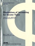 Illustrations of accounting for income taxes : a survey of the application of FASB statement no. 96; Financial report survey, 37