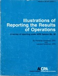 Illustrations of Reporting the results of operations : a survey of reporting under APB opinion no. 30; Financial report survey, 03