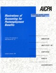 Illustrations of accounting for postemployment benefits : a survey of the application of FASB statement no. 112; Financial report survey, 54