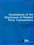 Illustrations of the disclosure of related party transactions; Financial report survey, 08