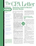CPA letter 2007 by American Institute of Certified Public Accountants
