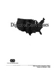 Digest of state issues 2005, vol. 16, no. 2 by American Institute of Certified Public Accountants. State Societies & Regulatory Affairs