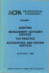 AICPA Professional Standards: Accounting and Review Standards as of June 1, 1980