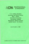 AICPA Professional Standards: Accounting and Review Standards as of June 1, 1982