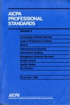 AICPA Professional Standards: accounting and Review Standards as of June 1, 1991