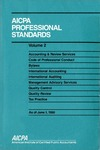 AICPA Professional Standards: Quality control as of June 1, 1990