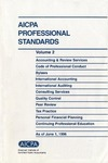 AICPA Professional Standards: Quality control as of June 1, 1996