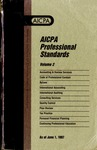 AICPA Professional Standards: Peer review as of June 1, 1997