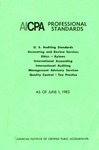 AICPA Professional Standards: Ethics, Bylaws, as of June 1, 1982;  Ethics, as of June 1, 1982;  Bylaws as of June 1, 1982