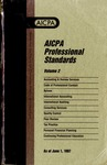 AICPA Professional Standards: Continuing professional education as of June 1, 1997