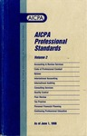 AICPA Professional Standards: Continuing professional education as of June 1, 1998
