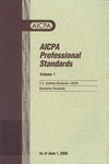AICPA Professional Standards: Attestation Standards as of June 1, 2005 by American Institute of Certified Public Accountants. Auditing Standards Board