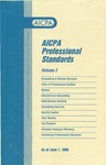 AICPA professional standards: Bylaws as of June 1, 1998;  Bylaws as of June 1, 1998