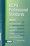 AICPA professional standards: Code of professional conduct and bylaws as of June 1, 2007;  Code of professional conduct as of June 1, 2007;  Bylaws as of June 1, 2007
