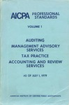 AICPA Professional Standards: Auditing as of July 1, 1979