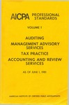 AICPA Professional Standards: Auditing as of June 1, 1981