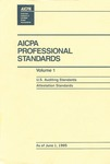AICPA Professional Standards: U.S. Auditing Standards as of June 1, 1995