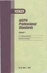 AICPA Professional Standards: U.S. Auditing Standards as of June 1, 1997