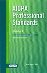 AICPA Professional Standards: U.S. Auditing Standards as of June 1, 2007