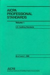 AICPA Professional Standards: Attestation Standards as of June 1, 1989