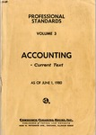 AICPA Professional Standards: accounting Current Text as of June 1, 1980