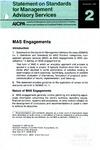 MAS engagements