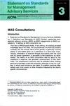 MAS consultations