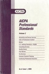 AICPA Professional Standards: Statements on standards for tax services as of June 1, 2005