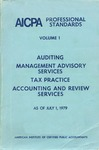 AICPA Professional Standards: Statements on responsibilities in tax practice as of July 1, 1979