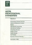 AICPA Professional Standards: Statements on responsibilities in tax practice as of June 1, 1994