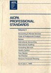 AICPA Professional Standards: Statements on responsibilities in tax practice as of June  1, 1995