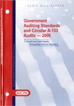 Government auditing standards and Circular A-133 audits - 2005