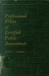 Professional ethics of certified public accountants