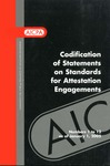 Codification of Statements on standards for attestation engagements as of January 1, 2005, numbers 1 to 12 by American Institute of Certified Public Accountants. Auditing Standards Board