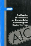 Codification of statements on standards for accounting and review services as of January 1, 2005, numbers 1 to 11 by American Institute of Certified Public Accountants. Accounting and Review Services Committee
