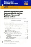 Compliance auditing applicable to governmental entities and other recipients of governmental financial assistance; Statement on auditing standards, 068