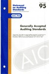 Generally accepted auditing standards by American Institute of Certified Public Accountants. Auditing Standards Executive Committee