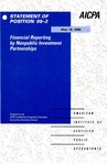 Financial reporting by nonpublic investment partnerships