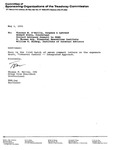 Comment letters to COSO exposure draft,
