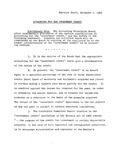 Accounting for the investment credit; Exposure draft (American Institute of Certified Public Accountants), 1962, Nov. 1