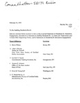 Comment letters on Proposed Statement on Standards for Attestation Engagements, Amendments to Statement on Auditing Standards No. 72, Letters for Underwriters and Certain Other Requesting Parties