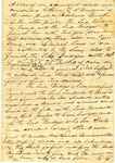 Articles of Agreement, 25 February 1833 by Timmons Louis Treadwell and Richard Bridges