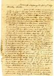 J. Treadwell to B.D. Treadwell, 17 April 1837 by J. Treadwell