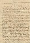 Benjamin Treadwell to T.L. Treadwell, 31 July 1837 by Benjamin D. Treadwell