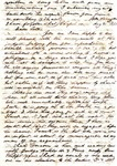 B.M. Thompson to Fred, 31 August 1837 by B. D. Thompson