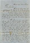 A.B. Treadwell to W.S. Treadwell, 18 November 1837 by Arthur Barlow Treadwell