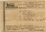 Receipt, 27 1837 by Author Unknown