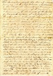 Indenture, Marshall County, MS, 27 January 1837 by Nathaniel G. Smith and Benjamin D. Treadwell