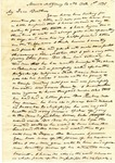 J.H. Treadwell to T.L. Treadwell, 1 October 1838 by John H. Treadwell